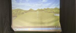 Indoor Golf Studio- TrackMan and E6 Golf Simulator