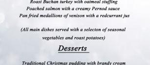 Still time for your Christmas Lunch