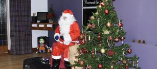 Christmas Night with Santa (pictures)