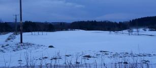 Course Closed due to snow Sunday 17th March