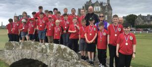 Craibstone Juniors Trip to St.Andrews