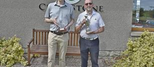 Andrew Ashley and William Angus crowned Club Champions