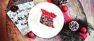 Our homecooked Christmas cake is still on offer