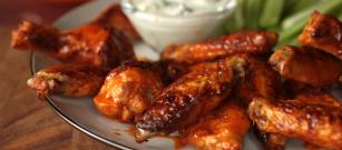 Chef Special - Buffalo hot chicken wings