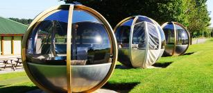 Our Pods are finally open - book now!