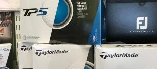 New Taylormade Golf Balls Arrived