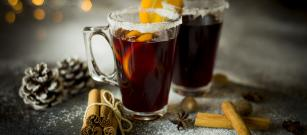 Spiced Mulled Wine on offer