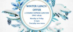 Our winter meal deal offer is now on