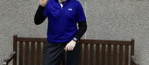 Graeme Ferguson - Hole in One on Saturday