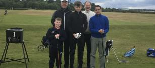 Craibstone Junior Member wins Paul Lawrie Under 15s event.