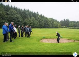 Short Game Masterclass Clinics