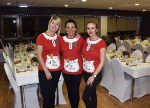 seniors x-mas party