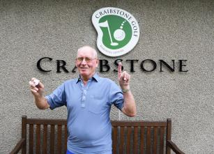 hole in one Robert Anderson