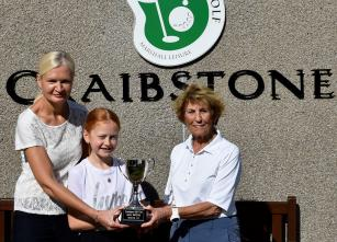 Sheila Irvine Ladies Handicap Champion (Kathleen Beattie Memorial) 2020